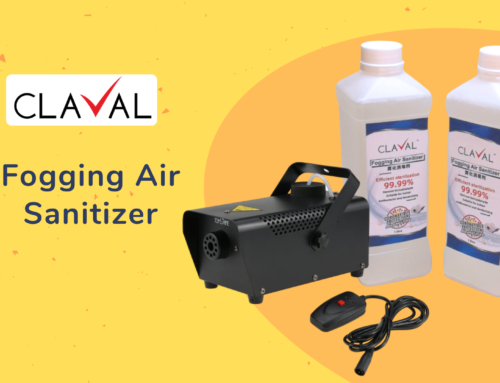 Fogging Air Sanitizer