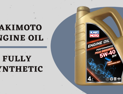 KAKIMOTO FULLY SYNTHETIC ENGINE OIL