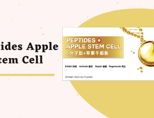 Soy Peptides+Apple Stem Cell